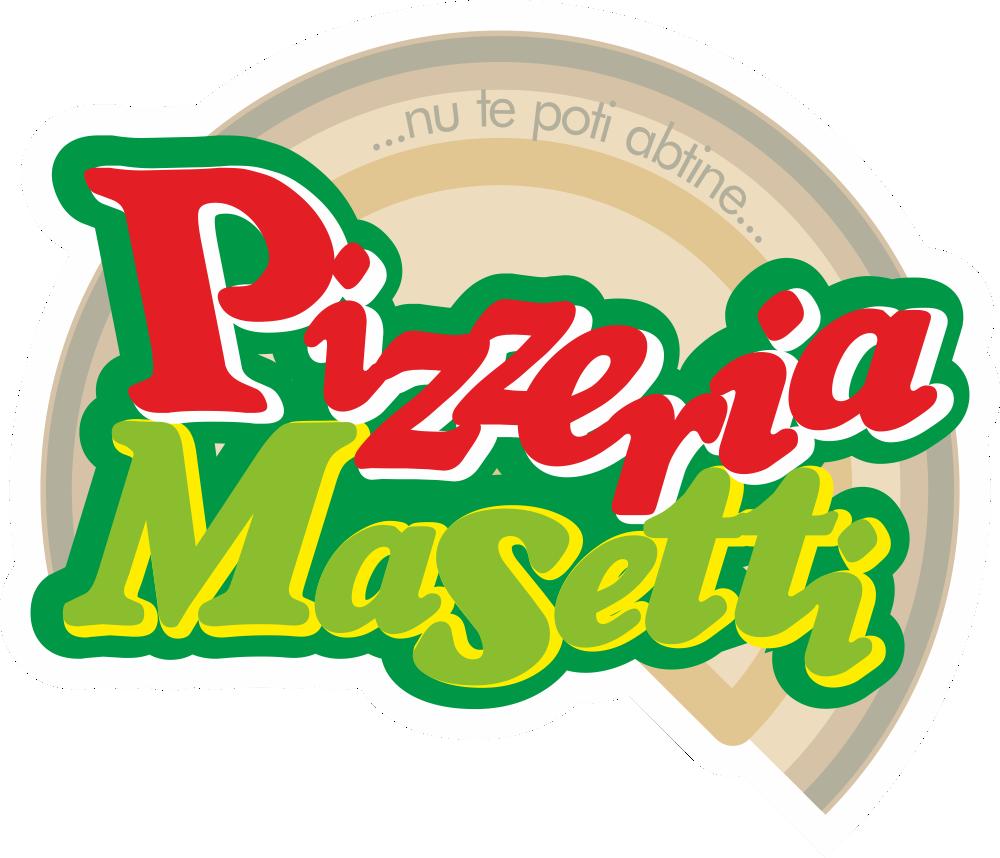 PIZZA MASETTI - LOGO