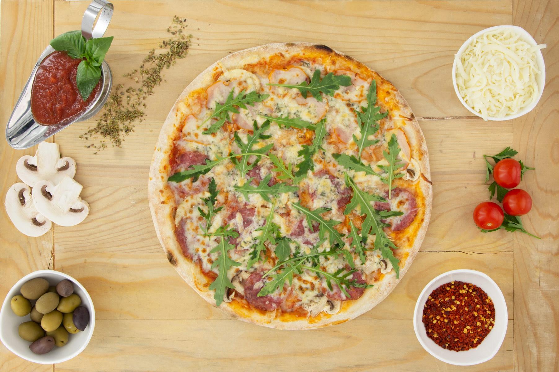 Pizza Contesa
