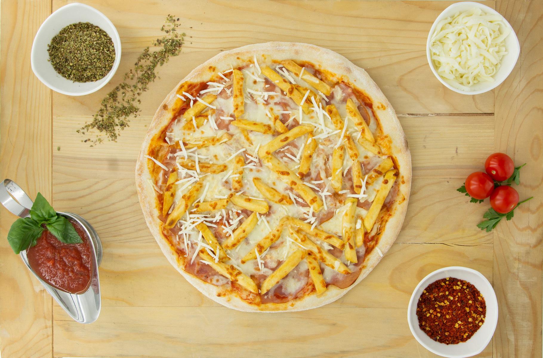 Pizza La Patata